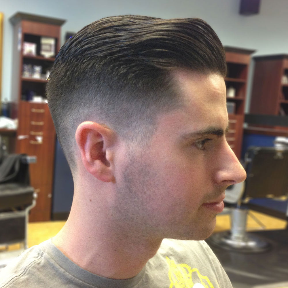 Razor Part o corte de cabelo masculino do momento Homens que se cuidam 9