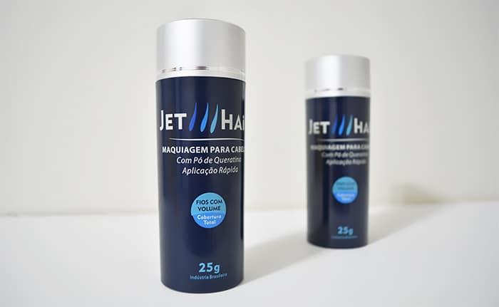 Saiba como disfarça a calvície instantaneamente com Jet Hair Homens que se cuidam 1