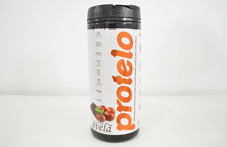 Whey protein de nutella Protelo Homens que se cuidam 1