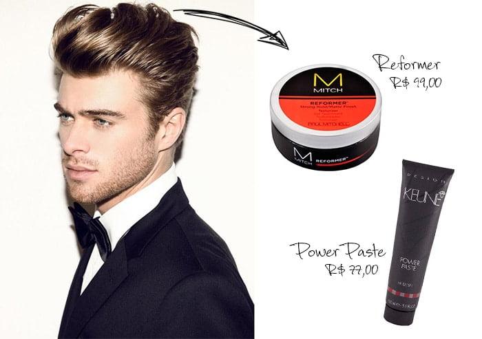 cera e pomada ideal para cada tipo de cabelo homens que se cuidam 1