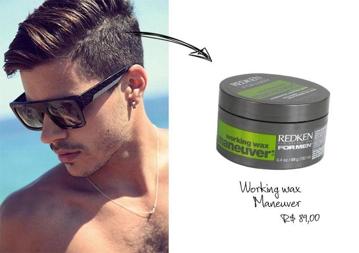 cera e pomada ideal para cada tipo de cabelo homens que se cuidam 2