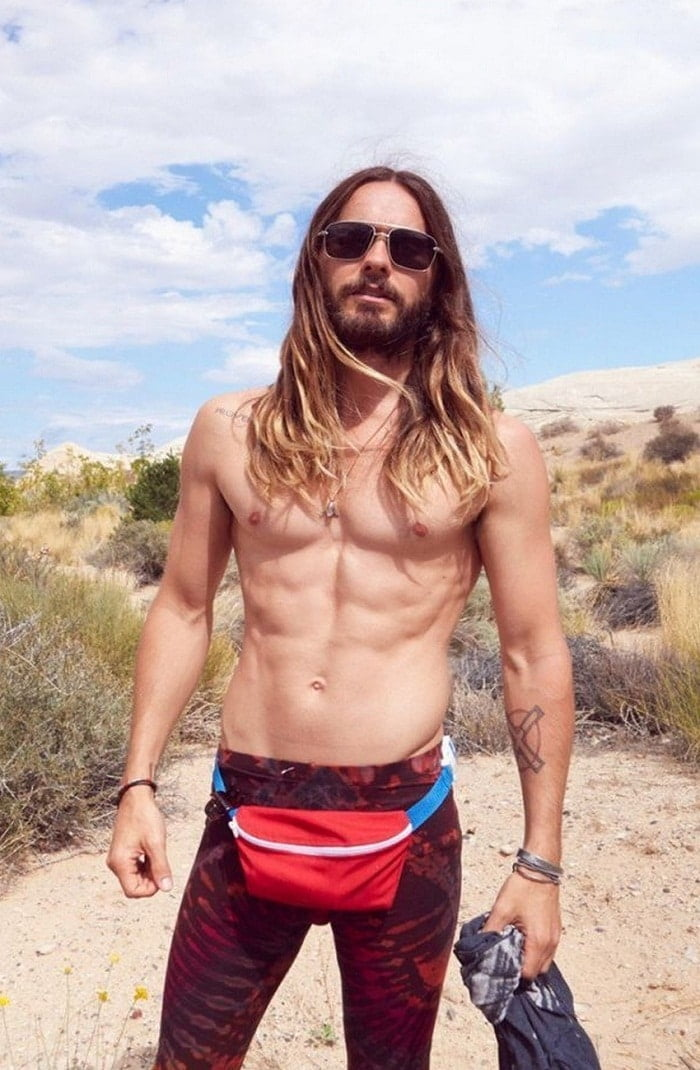 08Wannabe - Jared Leto - Homens Que Se Cuidam