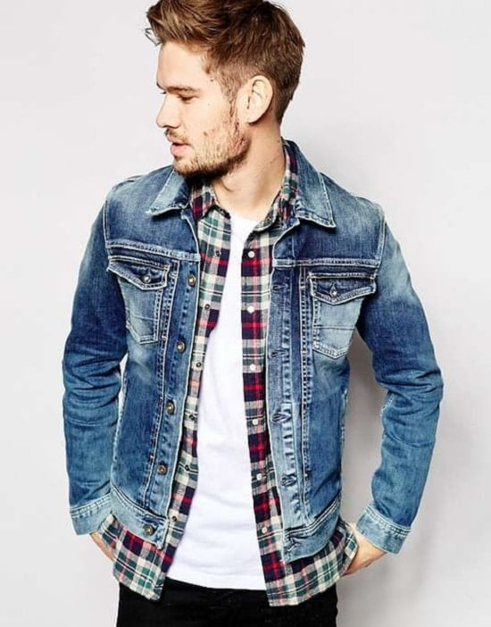 1 Como usar camisa jeans Dica 3AA