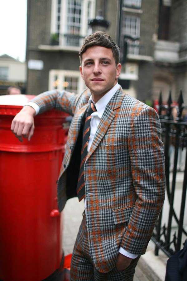 8 8 A Estampa Xadrez é a grande aposta para moda masculina no Inverno 2016 alfaiataria 1 Homens que se cuidam