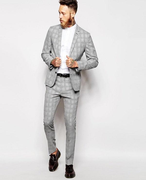 8A A Estampa Xadrez é a grande aposta para moda masculina no Inverno 2016 alfaiataria 2 Homens que se cuidam