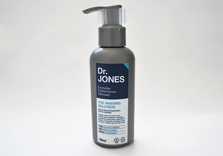 The Shaving Solution Homens que se cuidam 1
