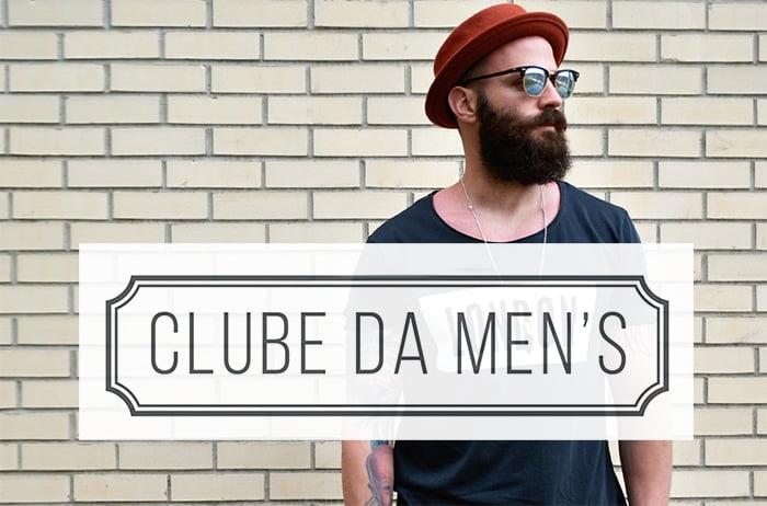 Clube da Men's homens que se cuidam Juan alves dest