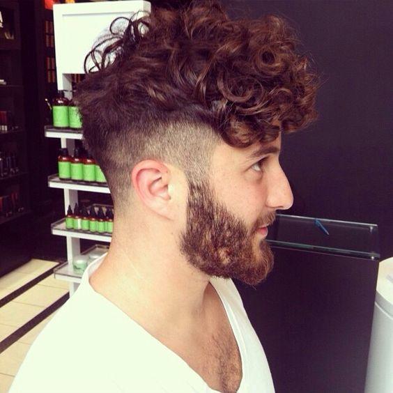 corte de cabelo 5 homens que se cuidam