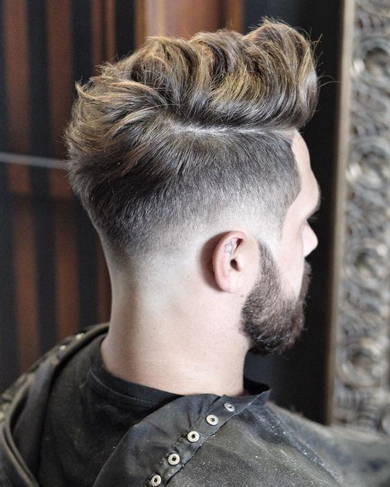 corte de cabelo 7 homens que se cuidam