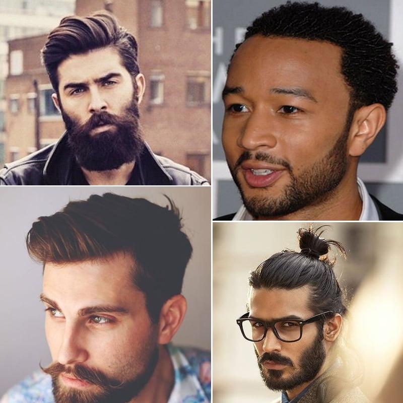 cortes de cabelo masculino com barbas homens que se cuidam 5