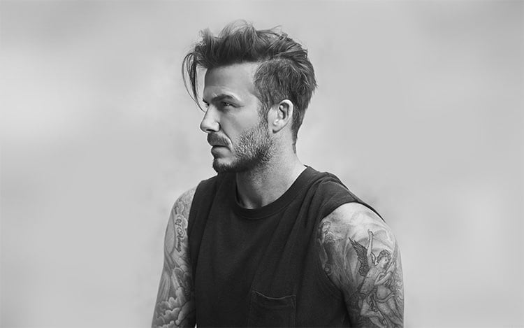 penteados dos famosos e produtos para modelar os fios homens que se cuidam