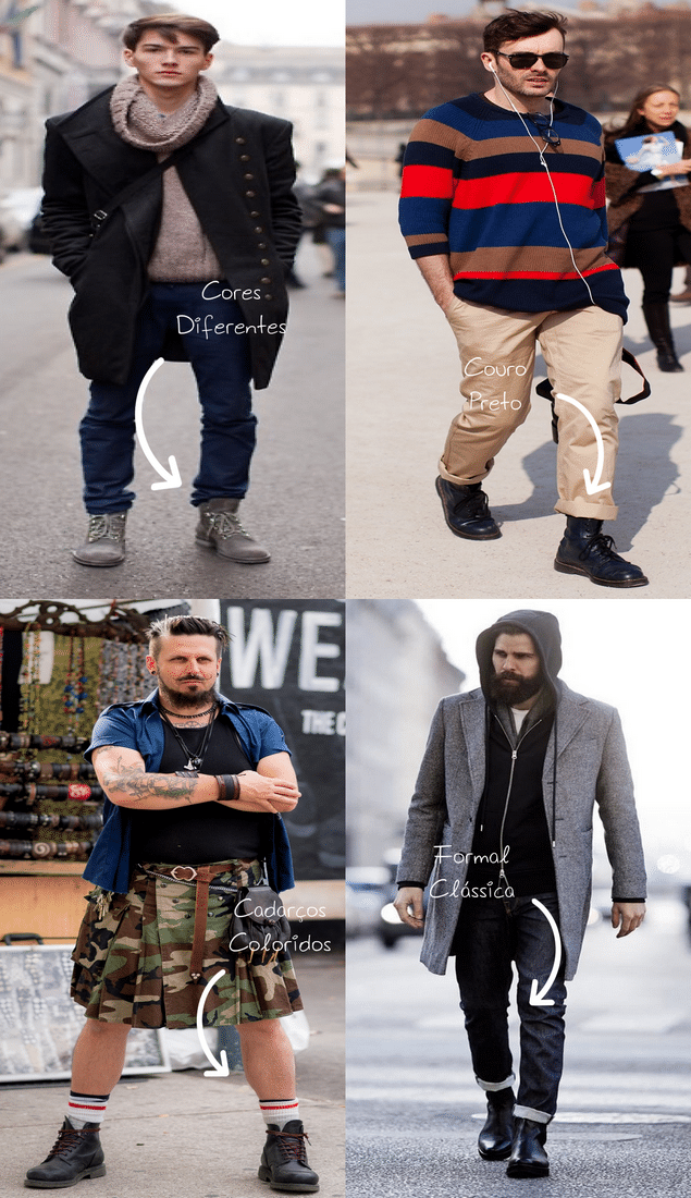 04Streetstyle - Botas - Homens Que Se Cuidam 2