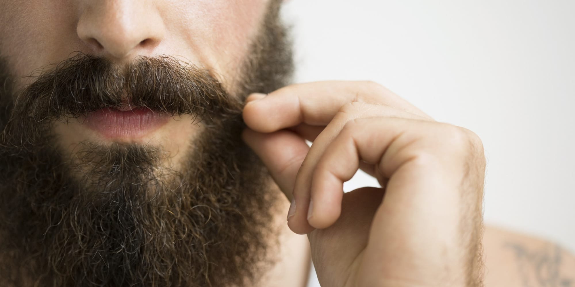 1 como deixar a barba crescer homens que se cuidam