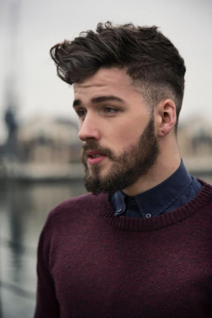 1 estilos de barba homens que se cuidam