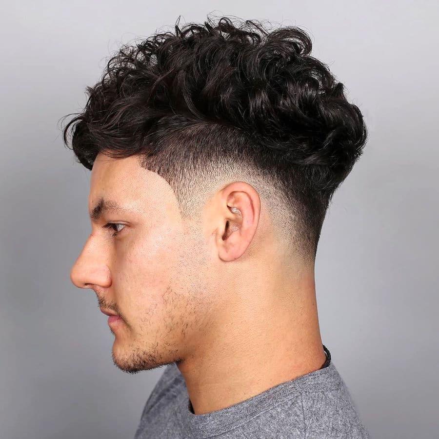 12 cortes de cabelo masculino ondulado e cacheado