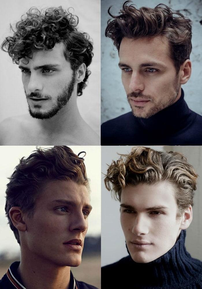 21 cortes de cabelo masculino ondulado e cacheado