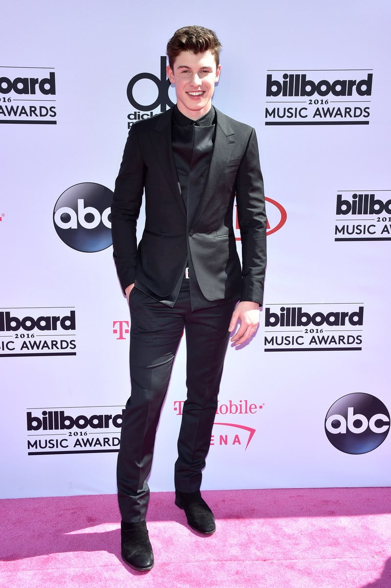Shawn Mendes Billboard Music Awards 2016 homens que se cuidam