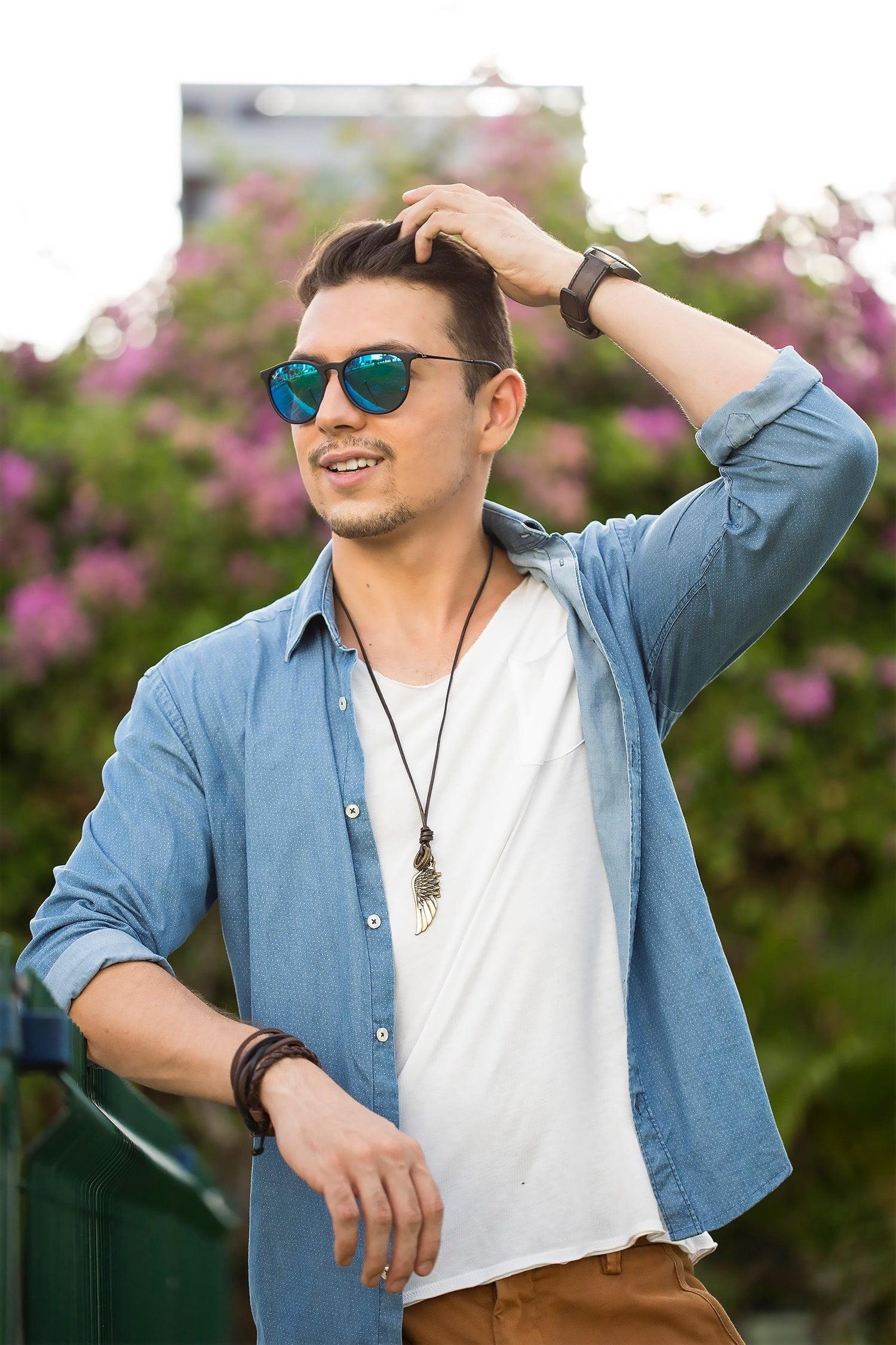 2 Juan Alves poá e chino moda masculina homens que se cuidam
