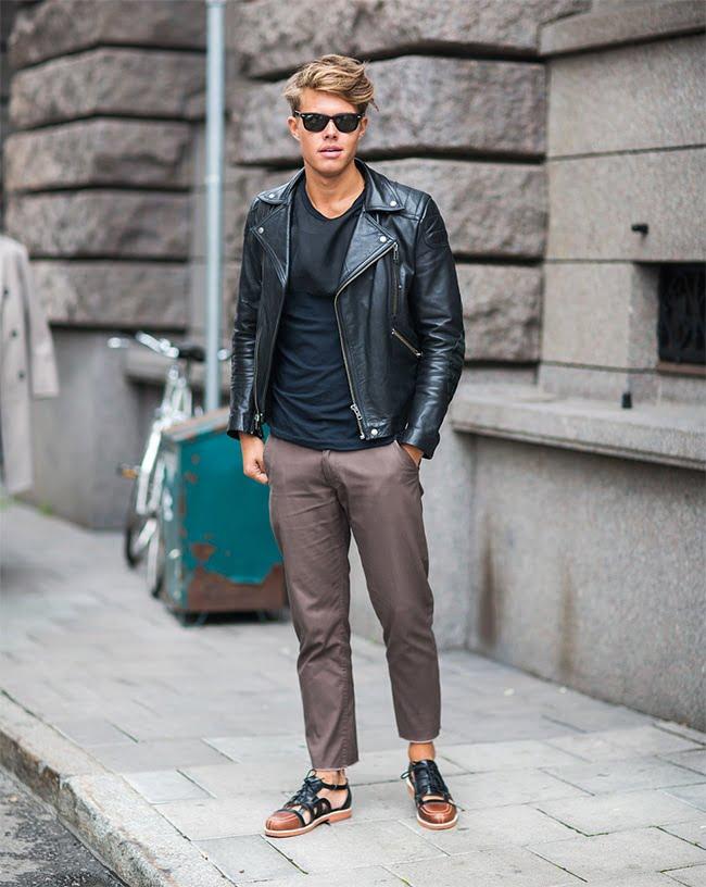 3 como usar jaqueta de couro