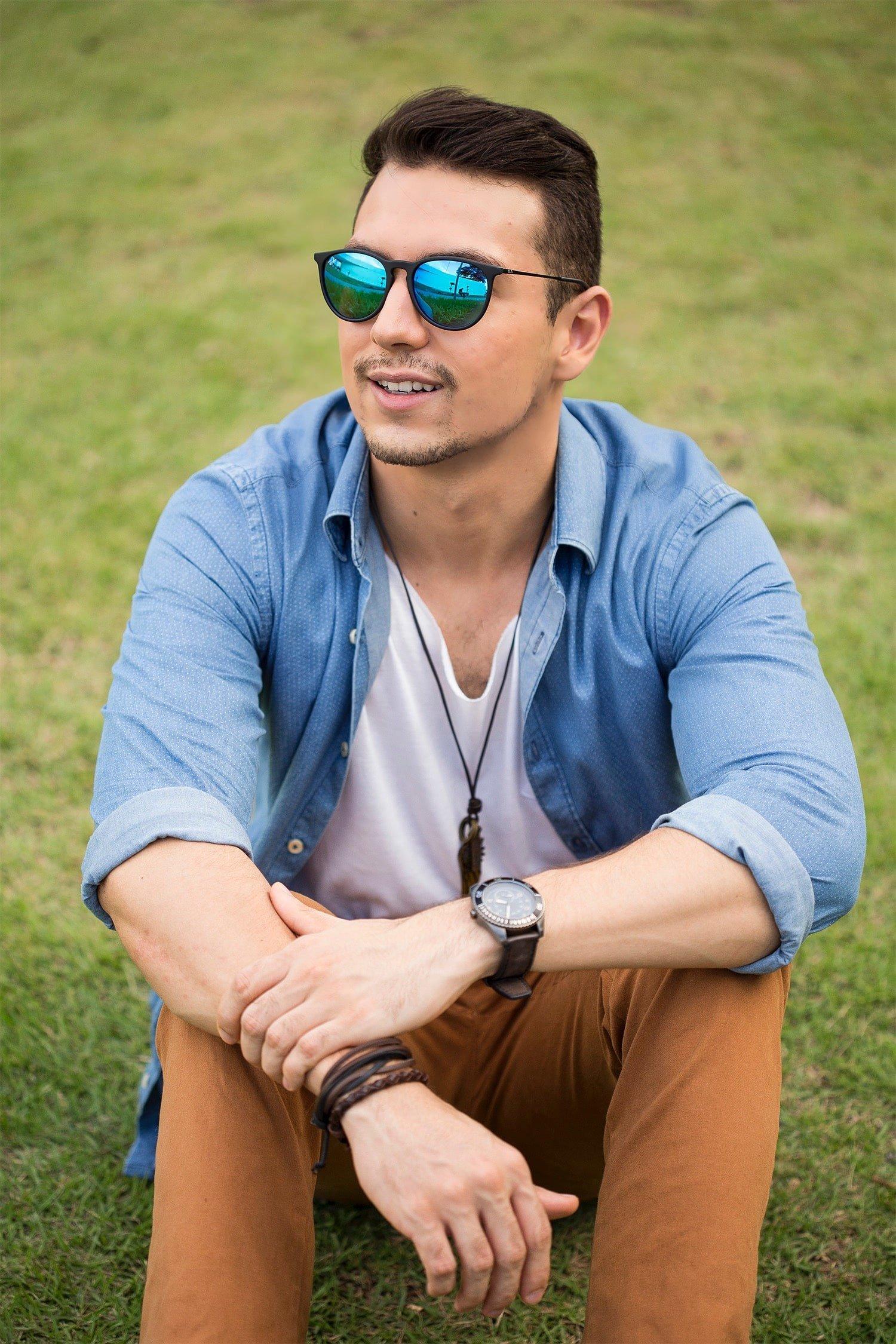 5 Juan Alves poá e chino moda masculina homens que se cuidam