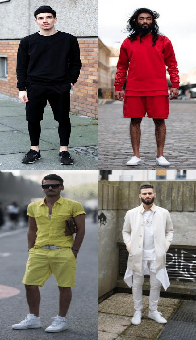 01Monocromia - Homens Que Se Cuidam