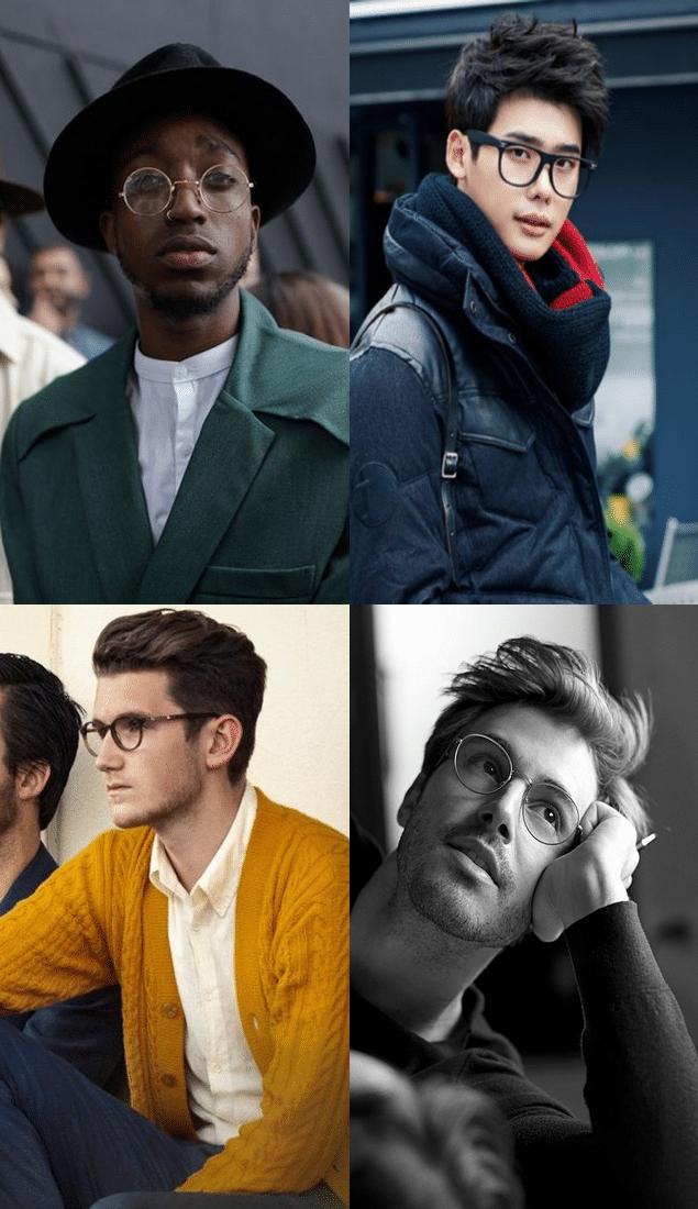 01Streetstyle - Óculos de Grau - Homens Que Se Cuidam