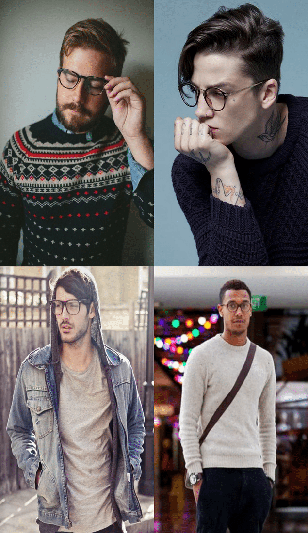 04Streetstyle - Óculos de Grau - Homens Que Se Cuidam