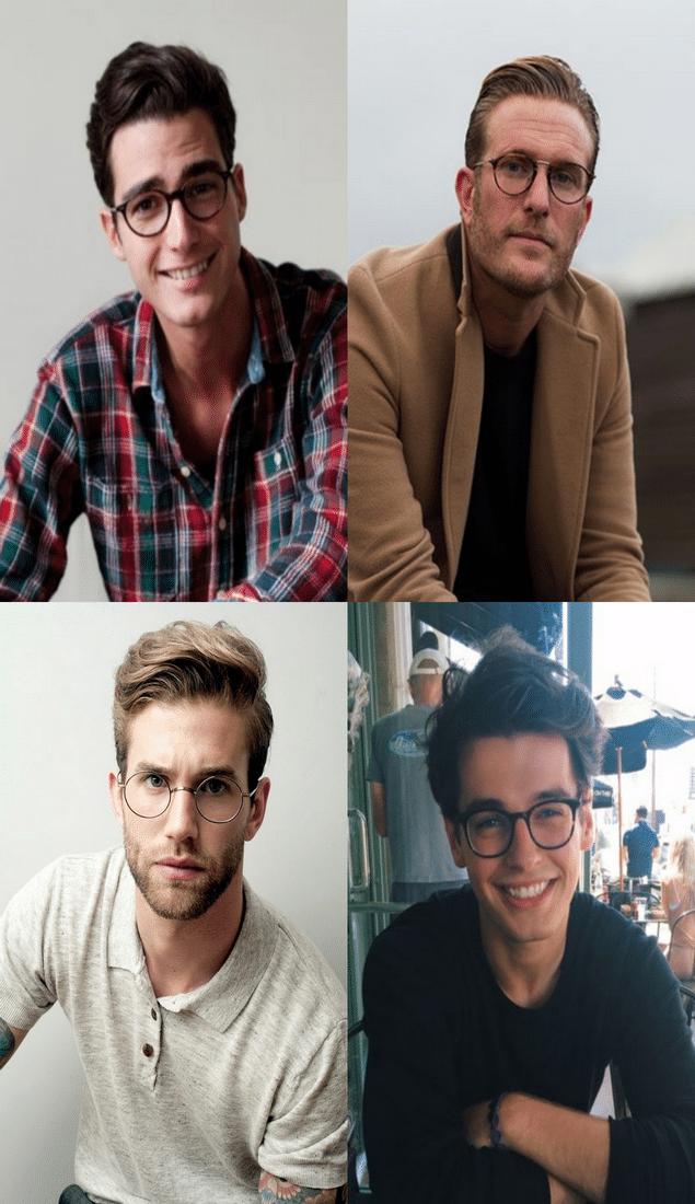 06Streetstyle - Óculos de Grau - Homens Que Se Cuidam
