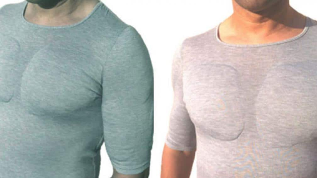 5 Camiseta com enchimento masculina homens que se cuidam