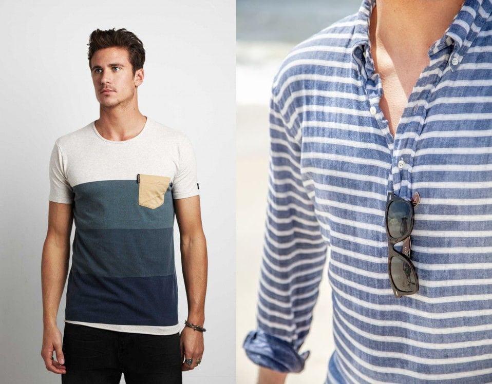 5 look camisas listradas homens que se cuidam