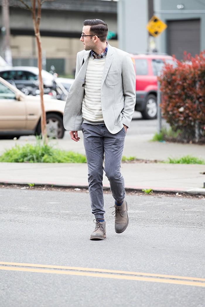 7 como usar calca jogger homens que se cuidam