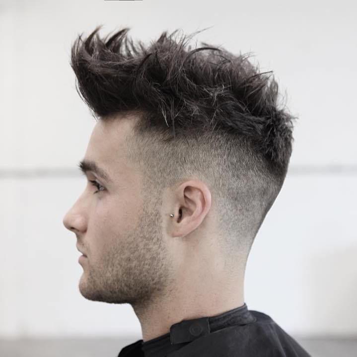 cabelo com barba tendencia para homens 1