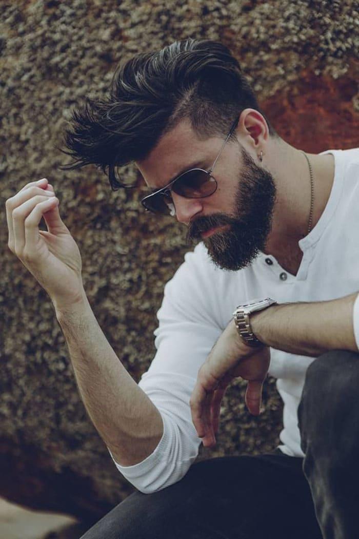 cabelo com barba tendencia para homens 3 3