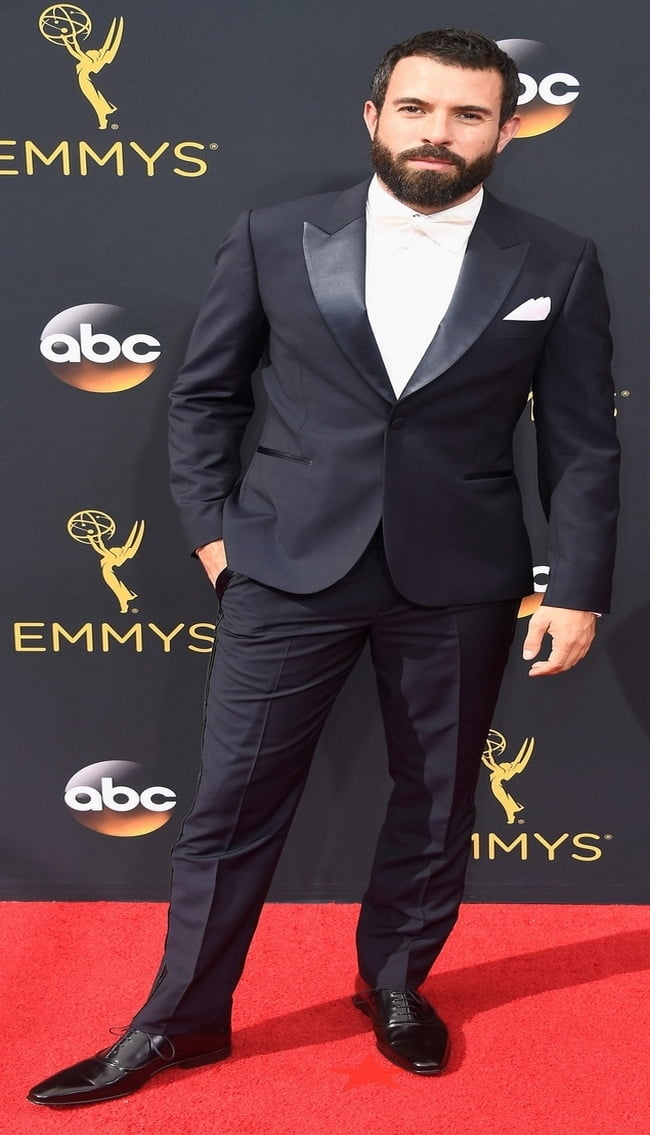 LOS ANGELES, CA - SEPTEMBER 18: Actor Tom Cullen attends the 68th Annual Primetime Emmy Awards at Microsoft Theater on September 18, 2016 in Los Angeles, California. (Photo by Frazer Harrison/Getty Images)