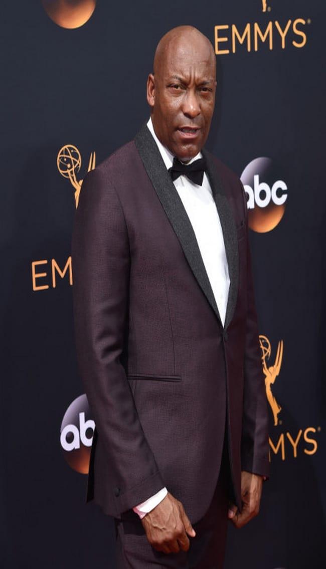 Mandatory Credit: Photo by Stephen Lovekin/REX/Shutterstock (5899054an) John Singleton 68th Primetime Emmy Awards, Arrivals, Los Angeles, USA - 18 Sep 2016