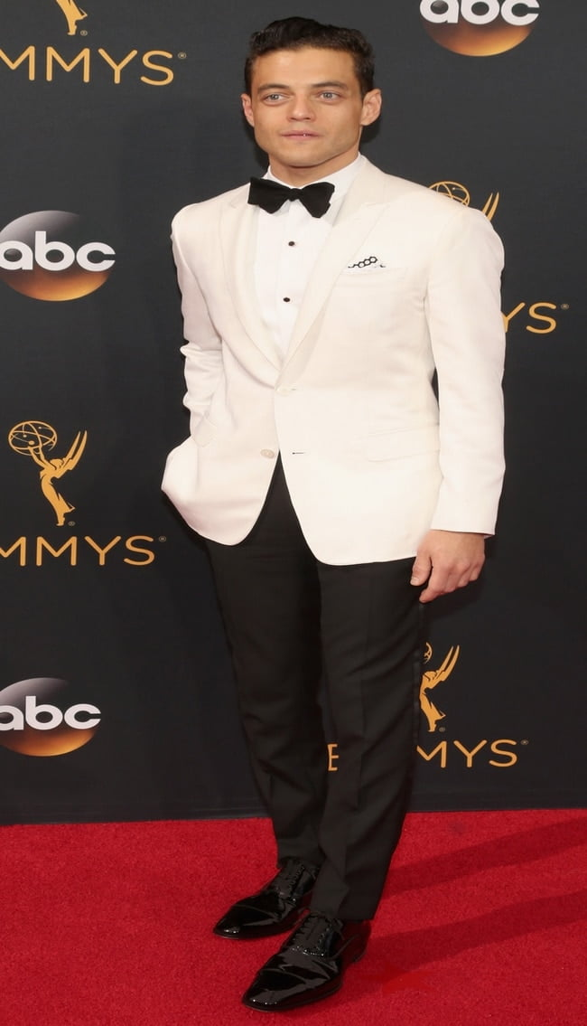 LOS ANGELES, CA - SEPTEMBER 18: Actor Rami Malek attends the 68th Annual Primetime Emmy Awards at Microsoft Theater on September 18, 2016 in Los Angeles, California. (Photo by Todd Williamson/Getty Images)