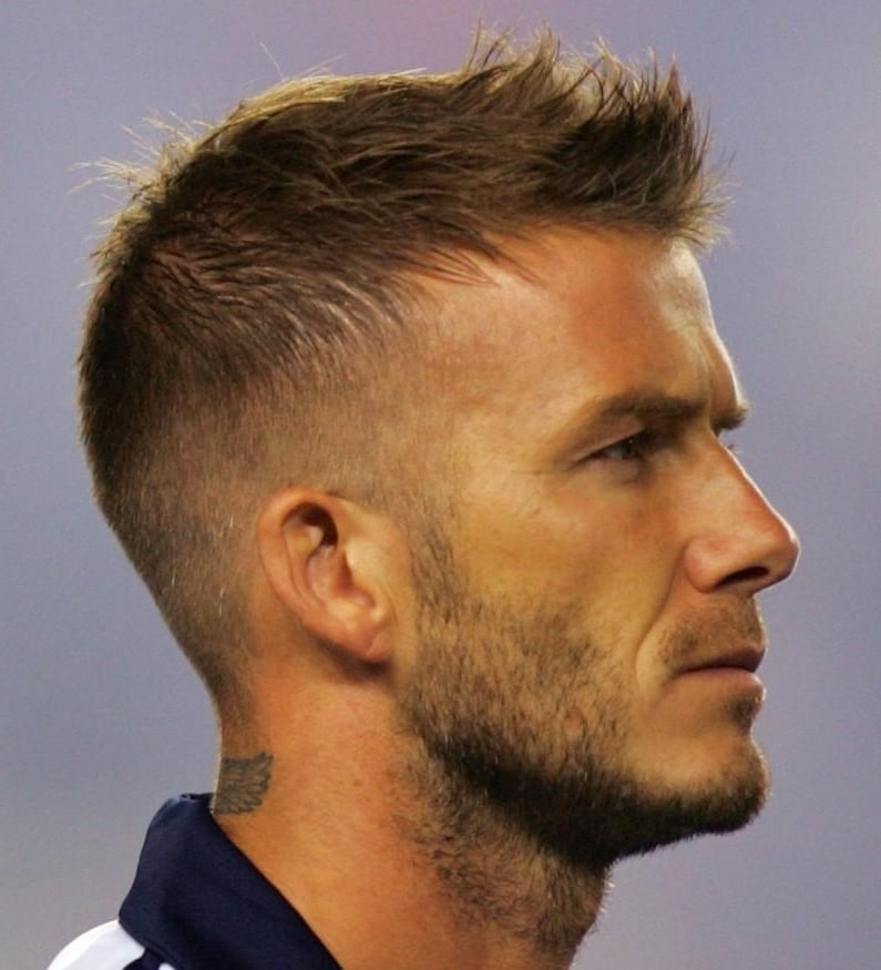 Short Faux Hawk Styles Mens Short Hairstyles Faux Hawk Men And Woman Hairstyles Men - Men Hairstyle Library