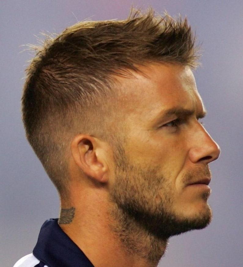 Awe Inspiring Homens Que Se Cuidam Arquivo Penteado Faux Hawk Descubra Como Short Hairstyles Gunalazisus