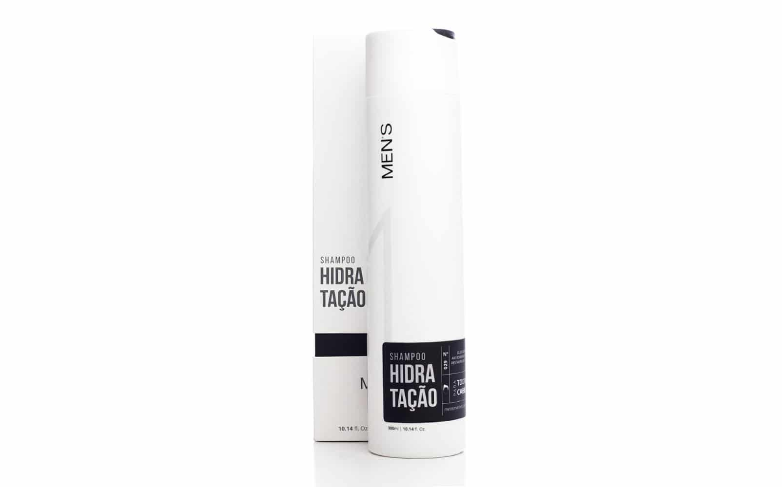 shampoo ideal fios secos pro hidratacao Mens homens que se cuidam