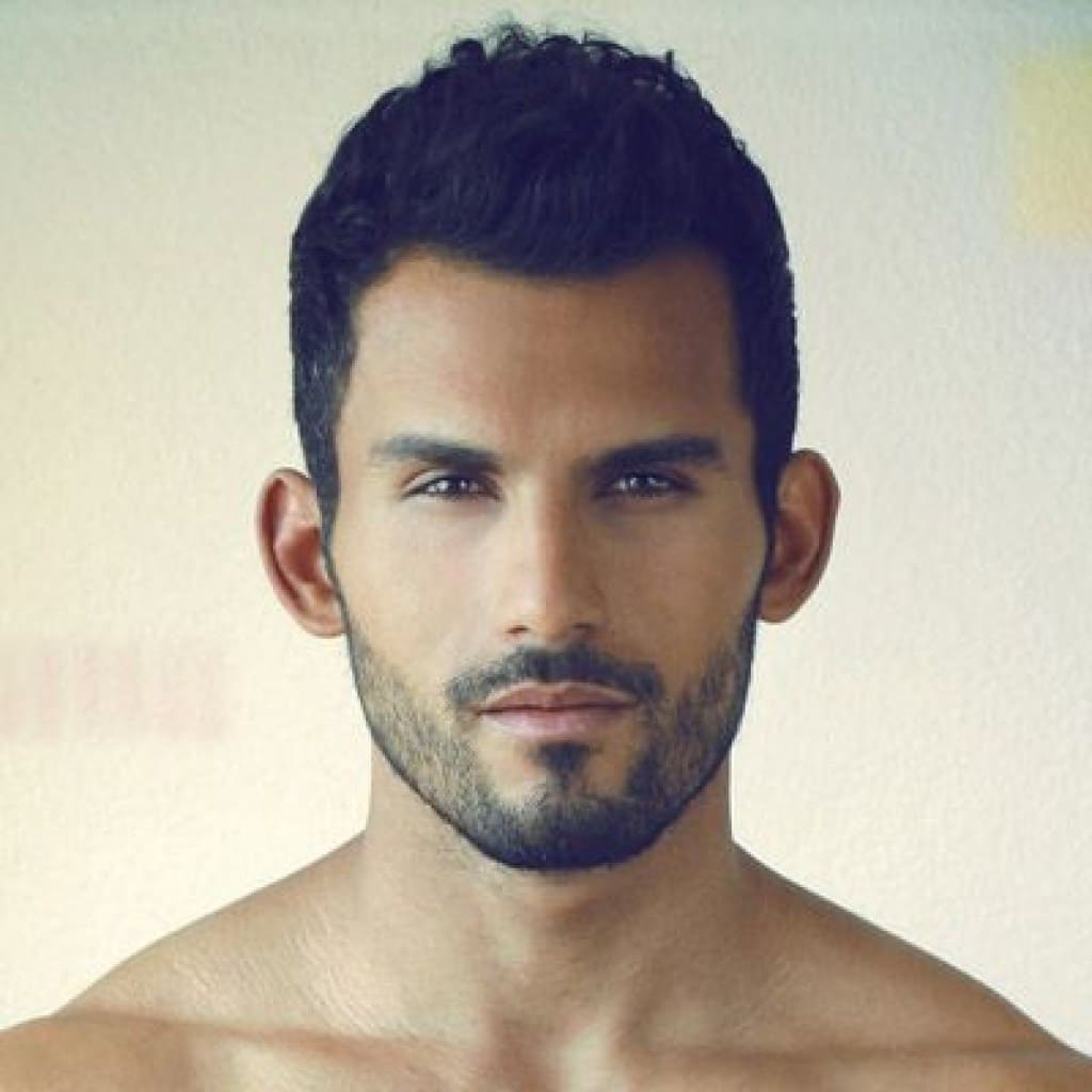 1000 Images About Hair Styles And Beards On Pinterest in beard shaving styles - New hairstyle