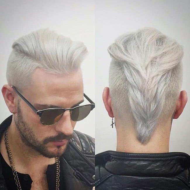 cores a para cabelo masculino 2017
