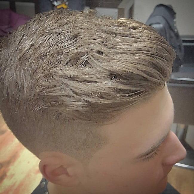 cores f para cabelo masculino 2017