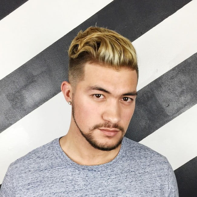 cores i para cabelo masculino 2017