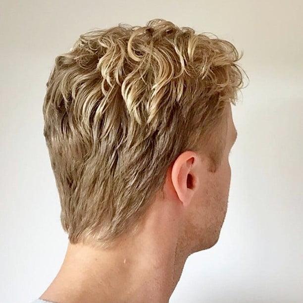 cores k para cabelo masculino 2017