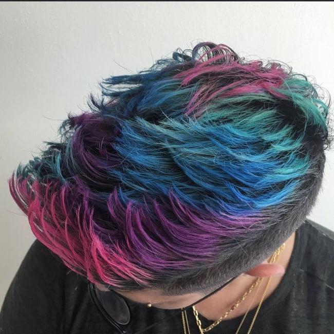 cores r para cabelo masculino 2017