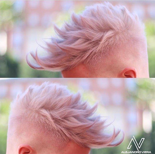 cores t para cabelo masculino 2017