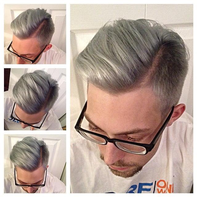 cores w para cabelo masculino 2017