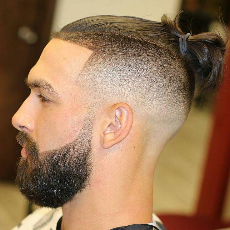 d estilos de barba homens que se cuidam