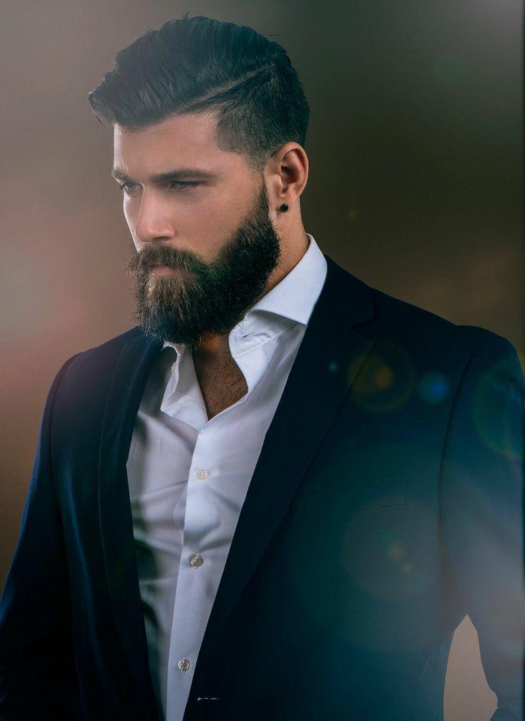 i estilos de barba homens que se cuidam