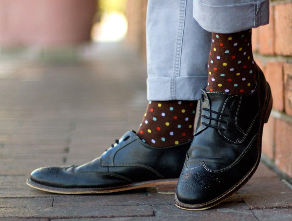 meias coloridas masculina d d
